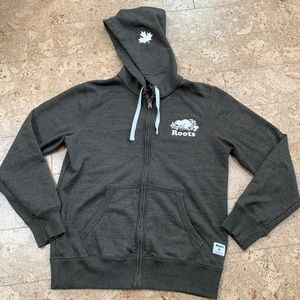 Roots French Terry Full-Zip Hoodie